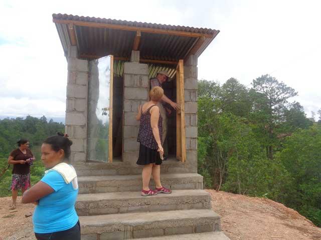 Composting Latrines in Nicaragua